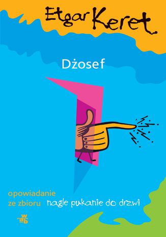 Okładka książki Dżozef