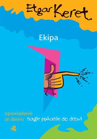 Okładka książki Ekipa