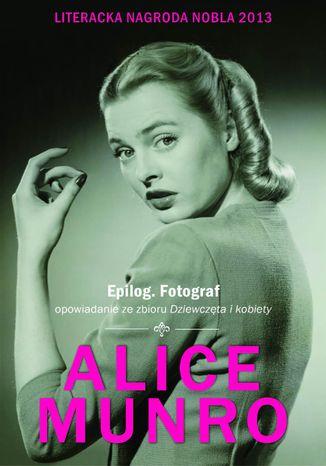 Okładka książki Epilog. Fotograf