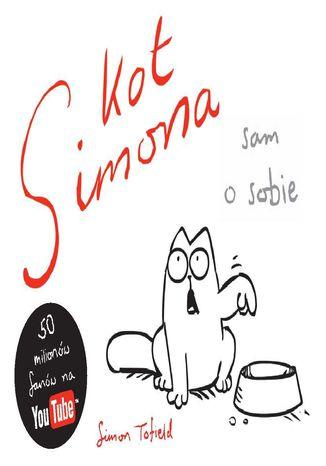 Okładka książki Kot Simona. Sam o sobie