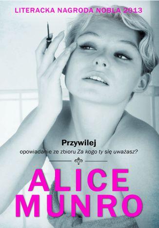 Okładka książki/ebooka Przywilej