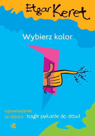 Okładka książki Wybierz kolor