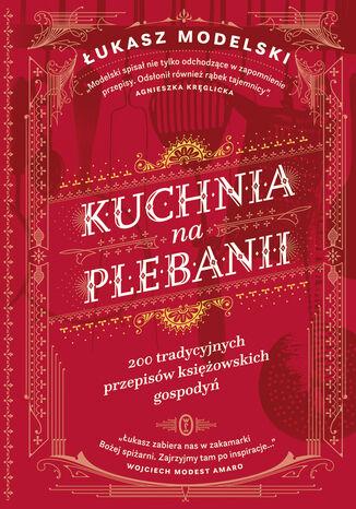 Okładka książki Kuchnia na plebanii
