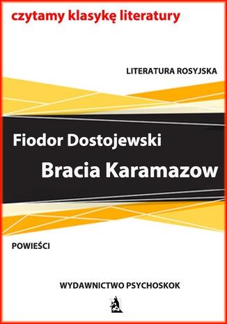 Okładka książki/ebooka Bracia Karamazow