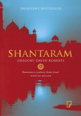 Okładka książki Shantaram