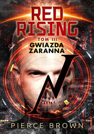 Ebook Red Rising. Tom 3. Gwiazda zaranna