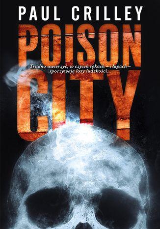 Okładka książki/ebooka Poison City