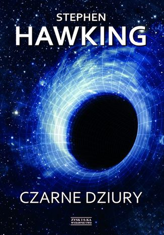 Okładka książki Czarne dziury