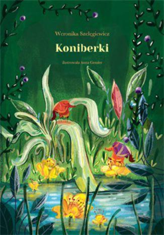 Okładka książki/ebooka Koniberki