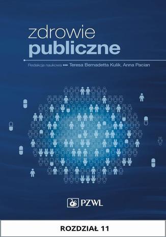Okładka książki Zdrowie publiczne. Rozdział 11. Systemy informacyjne w zdrowiu publicznym