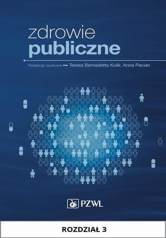 Okładka książki Zdrowie publiczne. Rozdział 3. Zdrowie publiczne jako dyscyplina naukowa