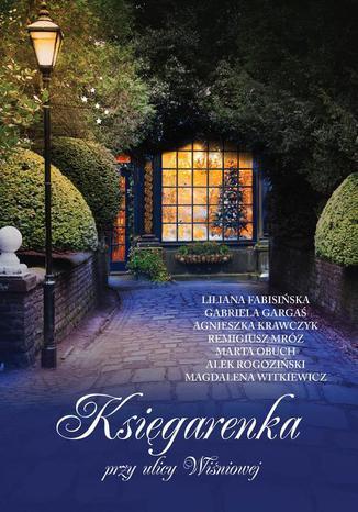 Okładka książki/ebooka Księgarenka przy ulicy Wiśniowej