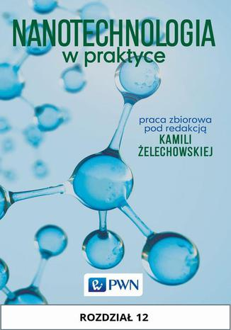 Okładka książki Nanotechnologia w praktyce. Rozdział 12. Związki funkcjonalne : dendrymery, rotaksany,hydrożele (kapsuły molrkularne)