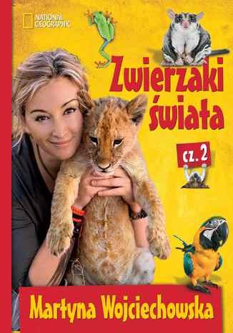 Okładka książki/ebooka Zwierzaki świata cz. 2