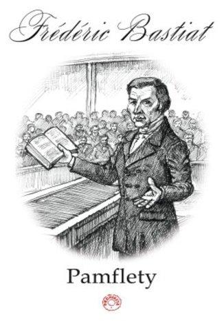 Okładka książki Pamflety
