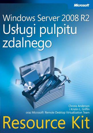 Okładka książki/ebooka Windows Server 2008 R2 Usługi pulpitu zdalnego Resource Kit