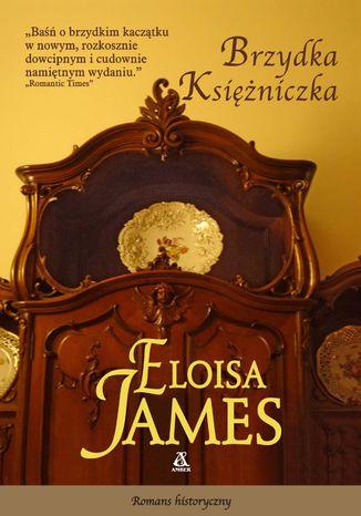 Okładka książki Brzydka księżniczka