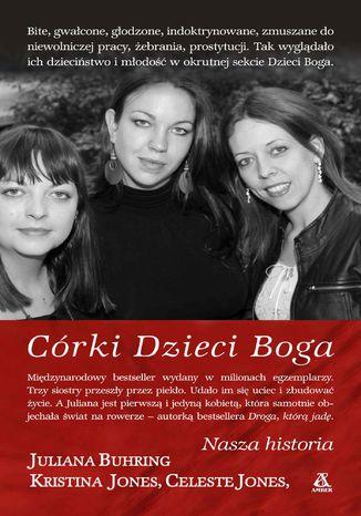 Okładka książki/ebooka Córki Dzieci Boga