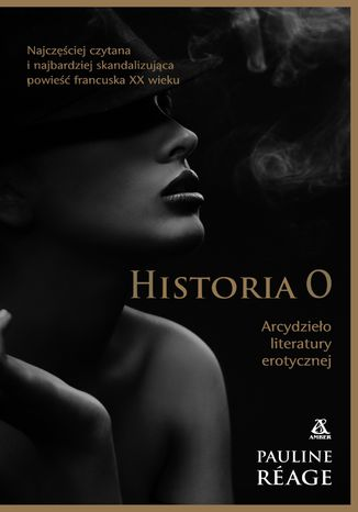 Okładka książki Historia O