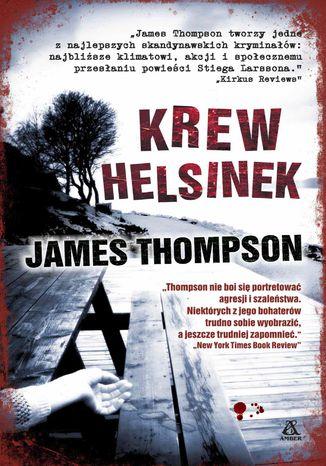 Okładka książki Krew Helsinek