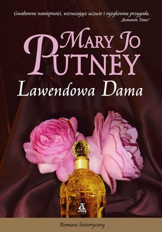 Okładka książki Lawendowa dama