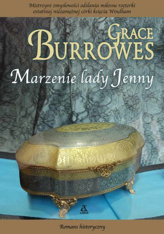 Okładka książki Marzenie lady Jenny