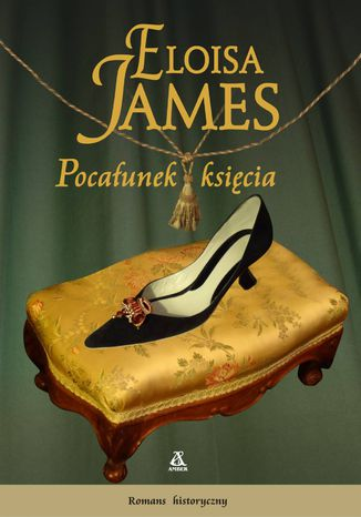 Okładka książki/ebooka Pocałunek księcia