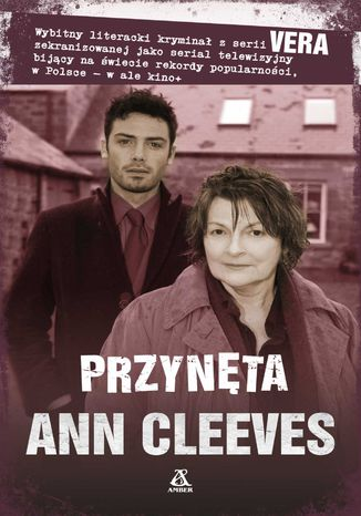 Okładka książki/ebooka Przynęta