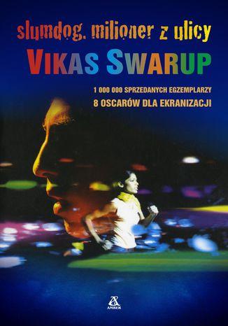 Okładka książki Slumdog, milioner z ulicy