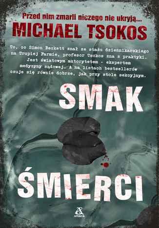 Okładka książki Smak śmierci