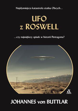 Okładka książki UFO z Roswell