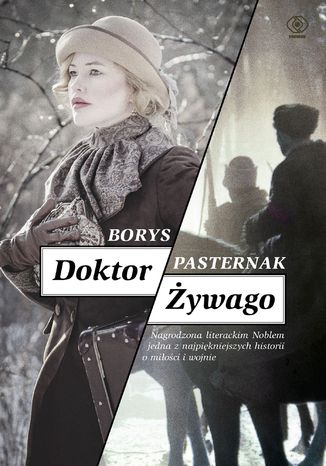 Okładka książki/ebooka Doktor Żywago