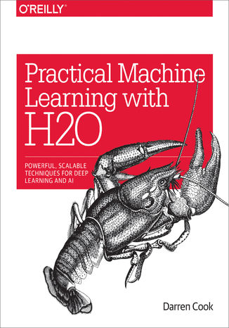 Okładka książki Practical Machine Learning with H2O. Powerful, Scalable Techniques for Deep Learning and AI