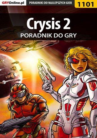 Okładka książki Crysis 2 - poradnik do gry