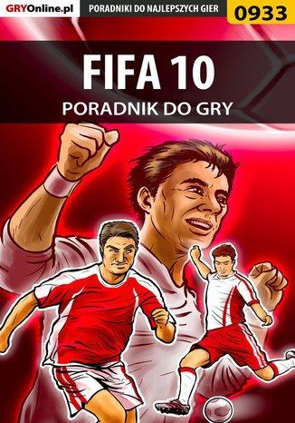 Okładka książki/ebooka FIFA 10 - poradnik do gry