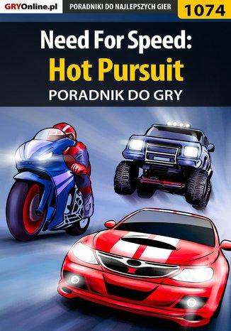 Okładka książki/ebooka Need For Speed: Hot Pursuit - poradnik do gry