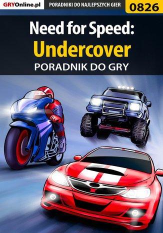 Okładka książki/ebooka Need for Speed: Undercover - poradnik do gry