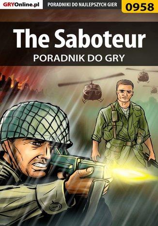 Okładka książki/ebooka The Saboteur - poradnik do gry