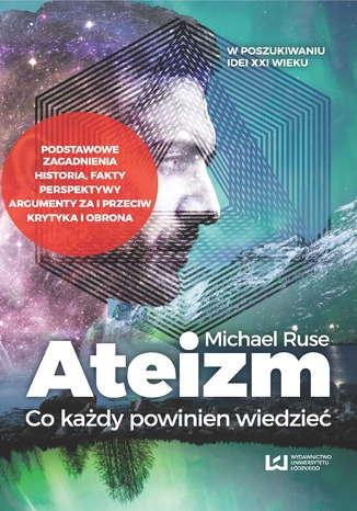 Okładka książki/ebooka Ateizm. Co każdy powinien wiedzieć - w tłumaczeniu Tomasza Sieczkowskiego