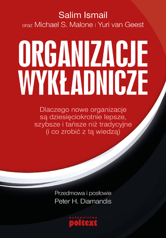 Okładka książki Organizacje wykładnicze