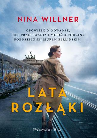 Okładka książki Lata rozłąki