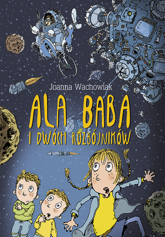 Okładka książki/ebooka Ala Baba i dwóch rozbójników