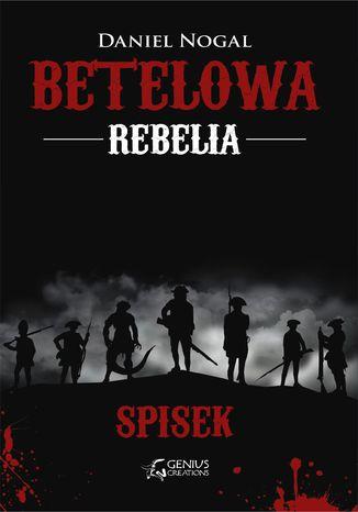 Okładka książki/ebooka Betelowa rebelia: Spisek