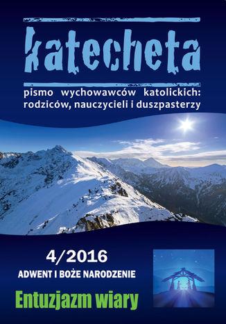 Okładka książki Katecheta nr 04/2016