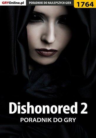 Okładka książki/ebooka Dishonored 2 - poradnik do gry