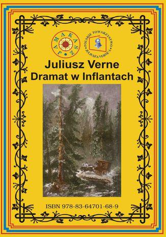 Okładka książki Dramat w Inflantach