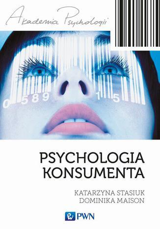 Okładka książki/ebooka Psychologia konsumenta