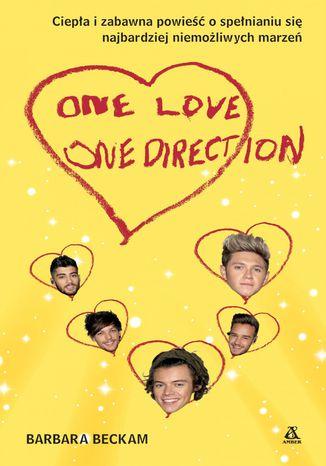 Okładka książki One Love. One Direction