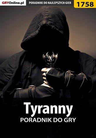 Okładka książki Tyranny - poradnik do gry