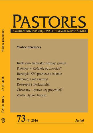 Okładka książki/ebooka Pastores 73 (4) 2016